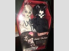 2017 Living Dead Dolls BEAUTY and The BEAST - Toot's Toys New Monster High Dolls 2017