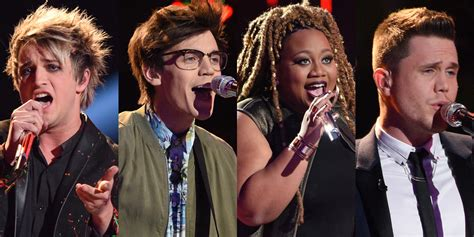 who went home on american idol 2016 three singers left