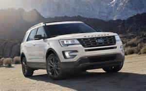 Ford Explorer Sport Official 2017 Ford Explorer Xlt Sport