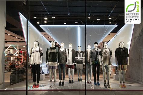 Top Guys Need For Topshop Topman New York by Topshop Windows 2014 187 Retail Design