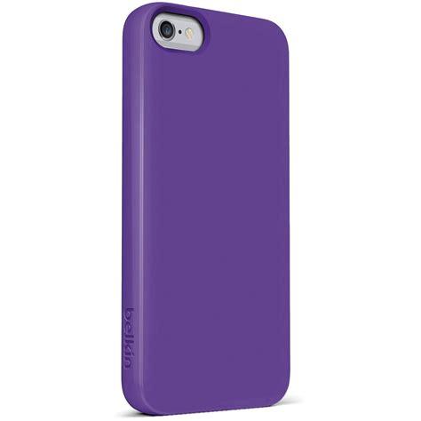Casing Iphone 6 Purple Hkepr014 belkin grip for iphone 6 6s purple f8w604btc01 b h photo