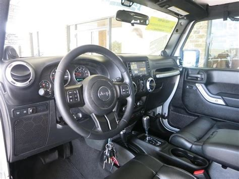 Jeep Jk Interior Jeep Wrangler Unlimited Custom Paint Image 114