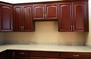 Cherry Espresso Kitchen Cabinets » Home Design 2017