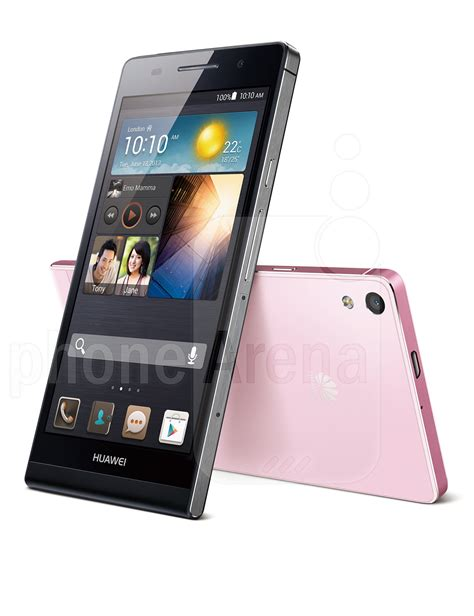huawei ascend mobile huawei ascend p6 specs