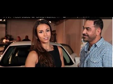 ytv tech juice w chris nu 241 ez and the ford fusion