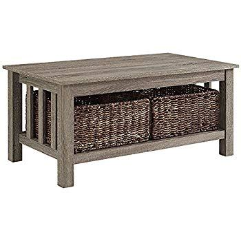 better homes and gardens crossmill coffee table amazon com better homes and gardens crossmill collection