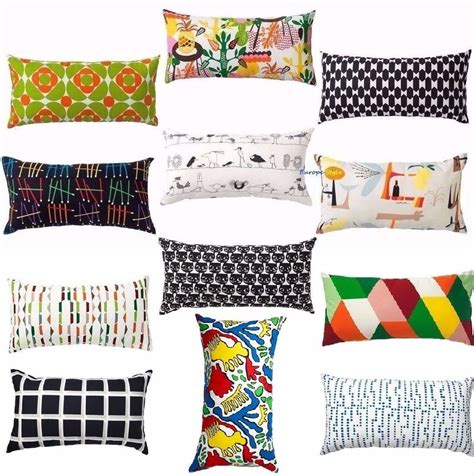 pillows ikea new ikea 12 quot x24 quot pillow cushion holds its shap and gives