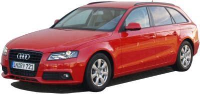 Audi A4 Avant Adac by Adac Auto Test Audi A4 Avant 2 0 Tdi E Ambiente