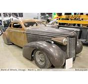 Chopped 1938 Buick Coupe  BenLevycom