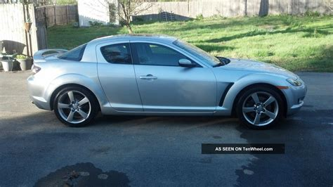2004 mazda rx 8 base coupe 4 door 1 3l