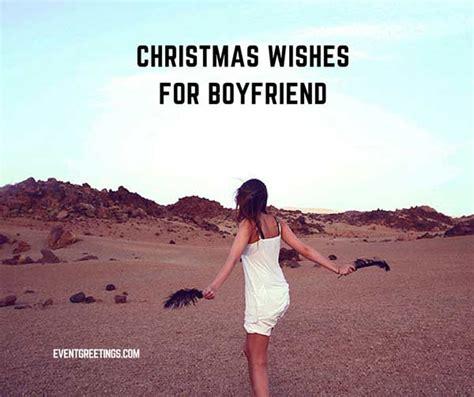 merry christmas wishes  boyfriend