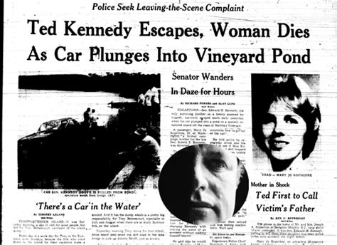 Chappaquiddick Incident Map Chappaquiddick To Dramatize Fatal Wreck Ted Kennedy Caused The Buzz