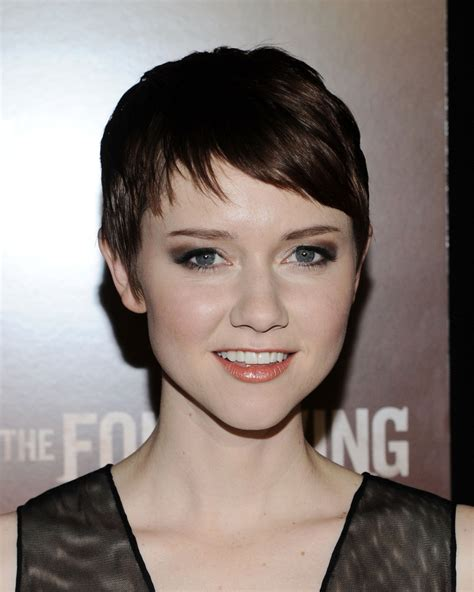 """Valorie Curry Photos   """"The Following"""" World Premiere"""