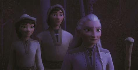 frozen  trailer introduces    characters