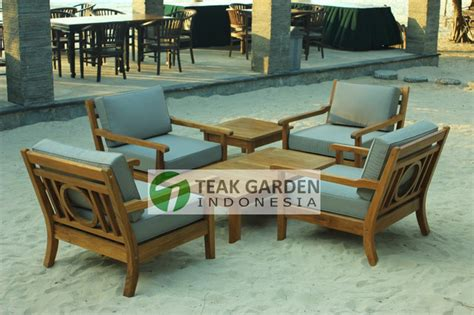 Teak Sectional Outdoor Furniture by Teak Patio Furniture From Indonesia Eclectic Sectional