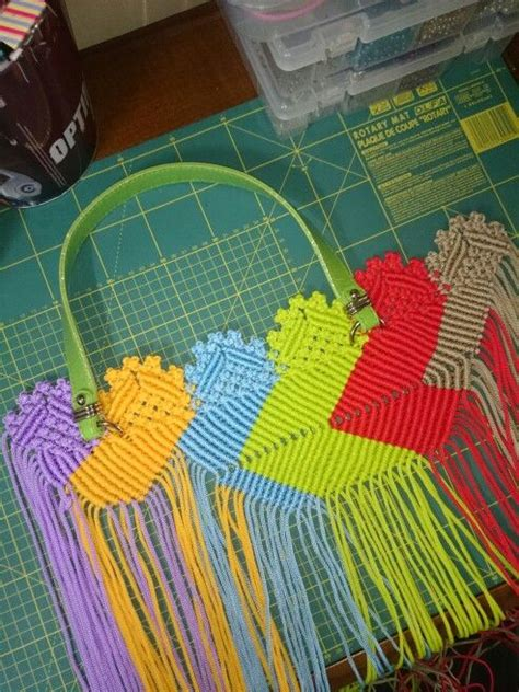 tutorial alas tas macrame 1000 ideas about macrame bag on pinterest macrame