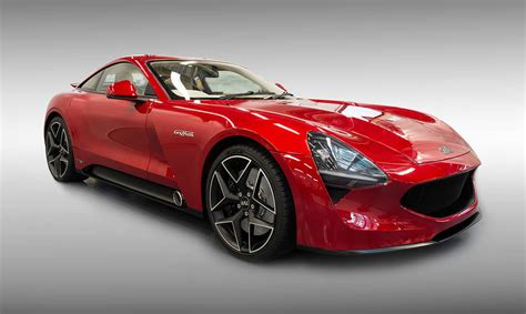 tvr new car tvr car club 2017 tvr griffith le launch edition tvr