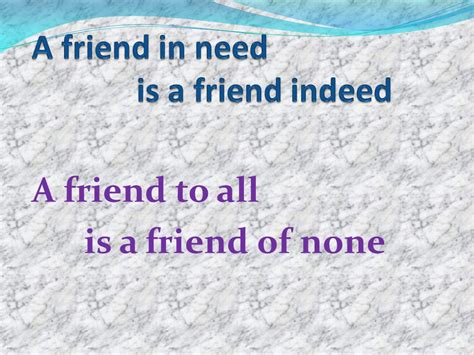 A Friend In Need Is A Friend Indeed Sle Essay by The 14th Of February St S Day Ppt