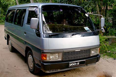 nissan caravan gl photos reviews news specs buy car