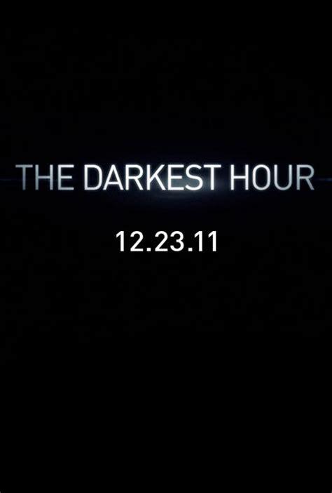 darkest hour reddit the darkest hour movie poster 58234