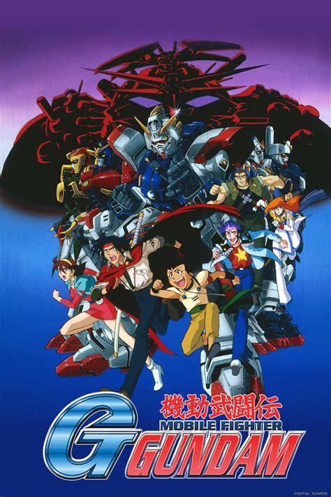 G Anime List crunchyroll mobile fighter g gundam episodes