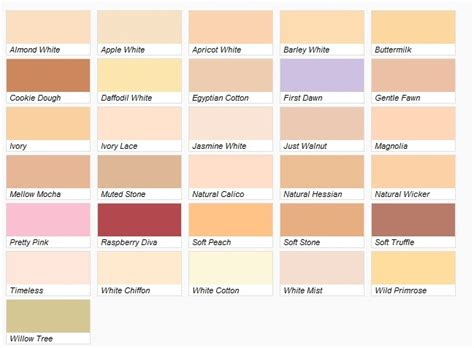dulux paint color sles ideas a poem a day day 269 colour charts olive garden paint colors