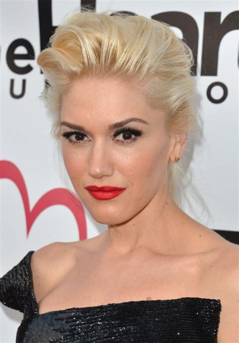 older women updo hairstyles celebrity formal updos gwen stefani updo hairstyles for