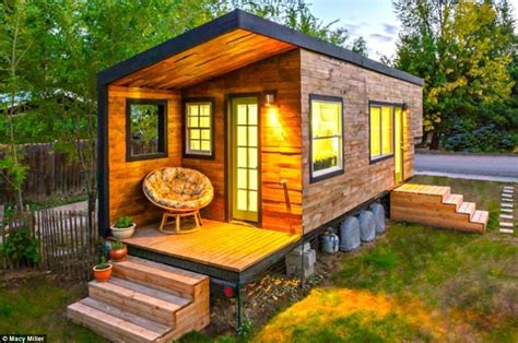 glamorous tiny house a beautiful tiny house of macy miller in boise idaho