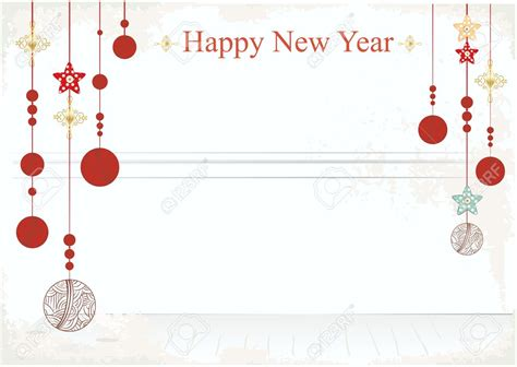 Design Happy New Year Card