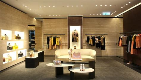 Interior Design Stores Fendi Opens Next Month Its New Flagship Store In On