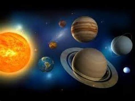 imagenes extrañas de los planetas el sistema planetario solar documental completo osgam