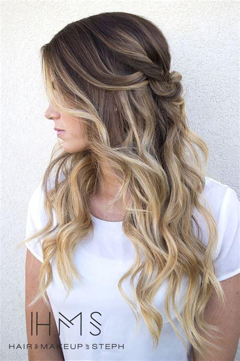 how to hightlight brown hair yourself best 20 dark hair blonde highlights ideas on pinterest