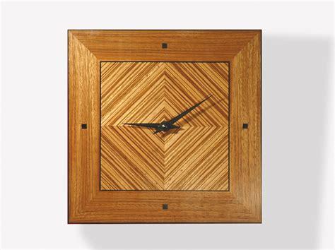 Handmade Clocks Uk - handmade wooden clock