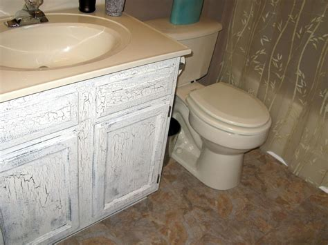 One Day Bathroom Makeover by 100 Half Day Designs Shabby Chic Bathroom Makeover Hgtv