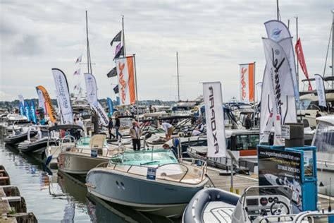 boat show poole quay 2018 poole harbour boat show set to return for its fourth year