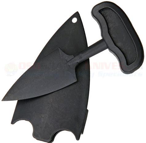 t handle knife sticker t handle push dagger 2 5 inch polycarbonate black