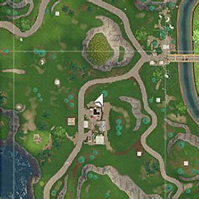 fortnite dusty depot map fortnite dusty depot treasure map guide fortnite