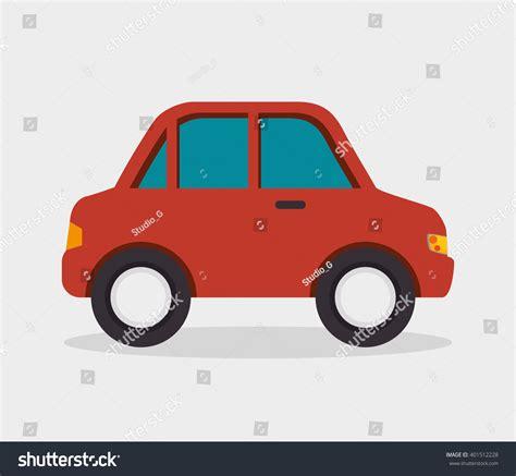 icon design cars car icon design stock vector illustration 401512228
