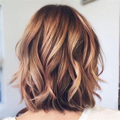 shoulder sweep haircuts women the 25 best medium wavy hair ideas on pinterest medium