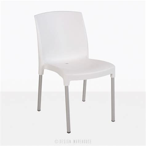 White Plastic Bistro Chairs White Plastic Dining Chairs Nz Chairs Seating