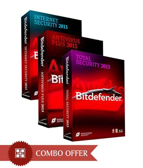 Bitdefender Anti Virus Plus 1pc 1 Year Original bitdefender combo of antivirus plus total security security 1 pc 1 year buy