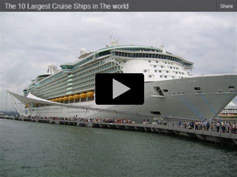 ship video cruise ship webcam locator