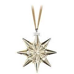 amazon com swarovski scs 2009 annual christmas ornament