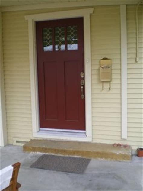 front door step ideas