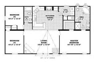Basic Ranch Floor Plans plans free on rambling floor large with bonus on basic house plans