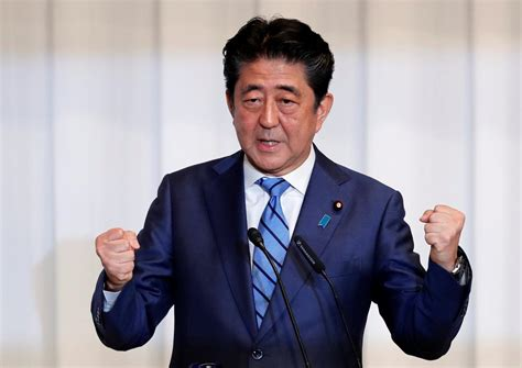 japan bid japan s abe aims for constitution change in bid for