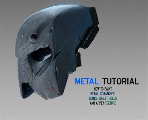 watercolor metal tutorial the metal tutorial for digital painting by dan luvisi