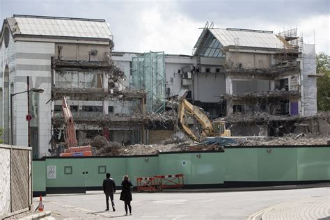 iconic  building marco polo house demolished