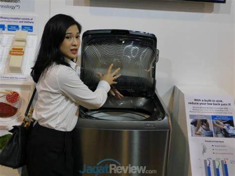 Mesin Cuci Di Electronic Solution samsung forum 2015 pamerkan rangkaian produk home