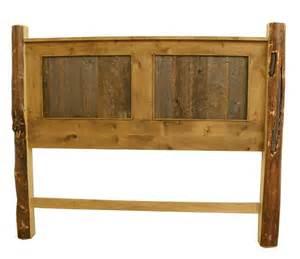 pine wood headboards alder barn wood pine post headboard